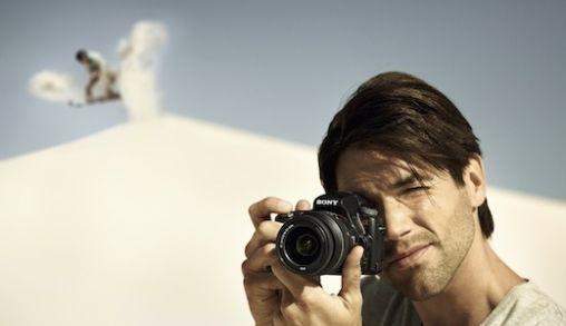 Sony introduceert nieuwe digitale spiegelreflexcamera Alpha 35