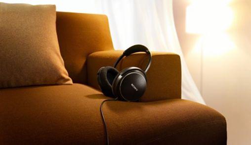 Sony introduceert nieuwe koptelefoon