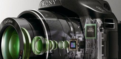 Sony komt met 3D digitale Fotocamera
