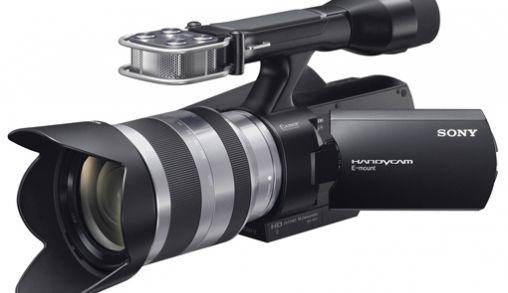 Sony NEX VG10 Review