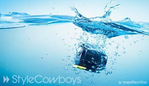 Sony's Full HD WiFi Action Camera
