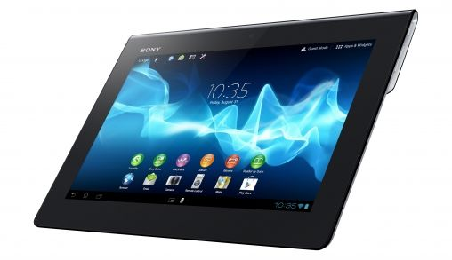 Sony toont nieuwe Android tablet: Xperia Tablet S