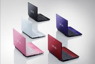 Sony Vaio Multimedia Laptop voor 3D games