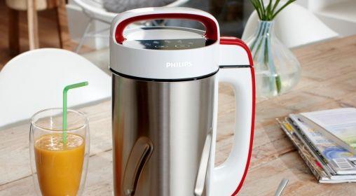 SoupMaker van Philips: verse soep in een handomdraai