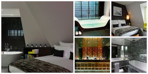 South Place Hotel Collage