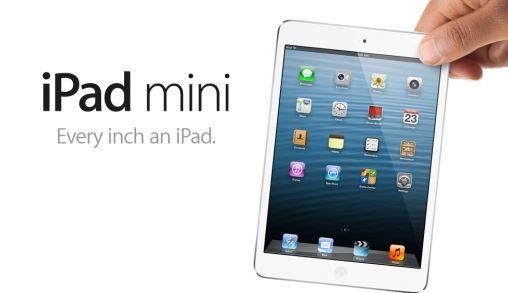 Specificaties iPad mini