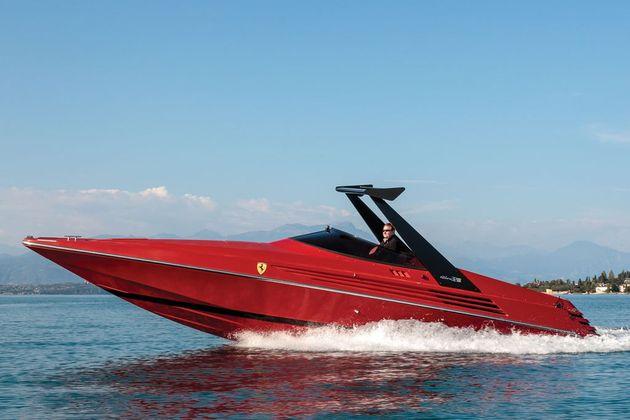 speedboot-riva-ferrari