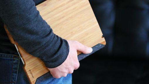 Stijlvolle Bamboe hoes voor de nieuwe iPad
