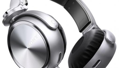 Stijlvolle hoofdtelefoon van Sony
