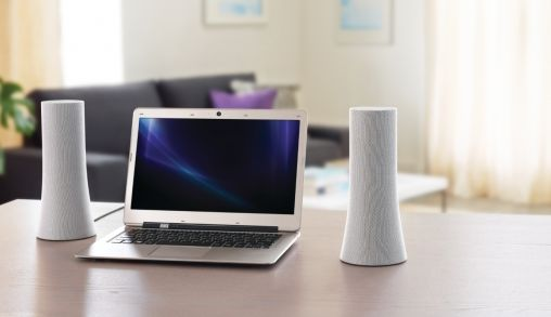 Stijlvolle Logitech Z600 speaker