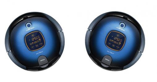 Stofzuigen nog leuker met de Samsung Navibot S