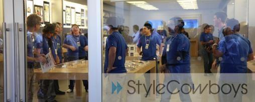 StyleCowboys koopt iPad in Florida [Video]