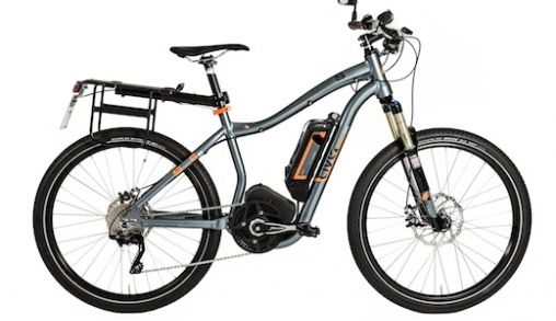 Supersonische S-Pedelec SH6s E-bike