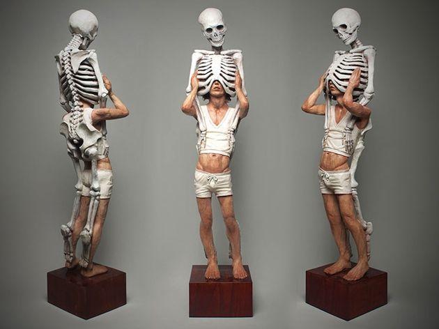 surreal-wooden-sculpture-art-yoshitoshi-kanemaki-18