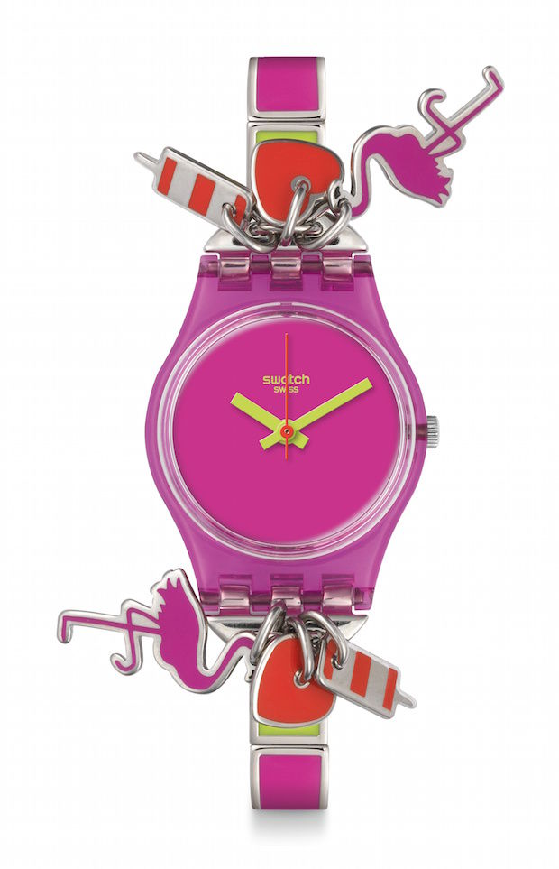 Swatch Florida breeze