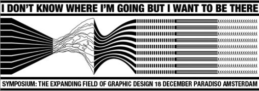 Symposium: The expanding field of Graphic Design