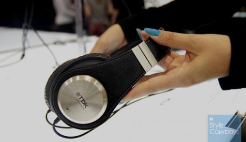 TDK hi-fidelity Headsets