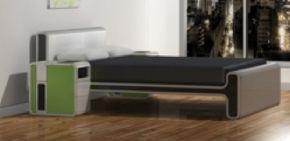 Technisch Nachtkastje voor High Tech Huis