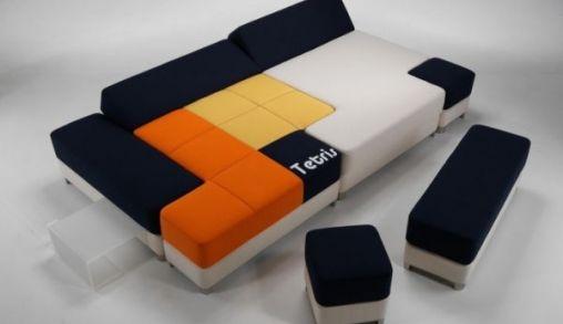 Tetris spelen met je Bank