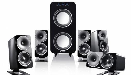 Teufel 5.1 surround systeem voor PC's