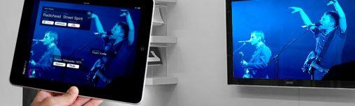 Toekomst van TV kijken met de iPad