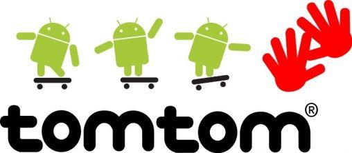 TomTom toont navigatie applicatie voor Android