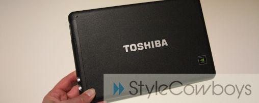 Toshiba Folio 100 13