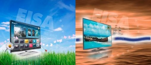 Twee EISA-awards voor Philips tv's