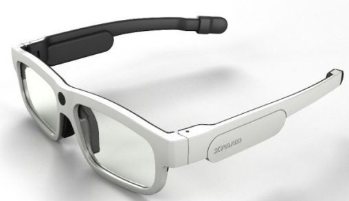 Universele 3D bril