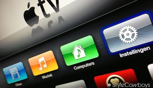 Update Apple TV met Fotostream en Multiple iTunes accounts