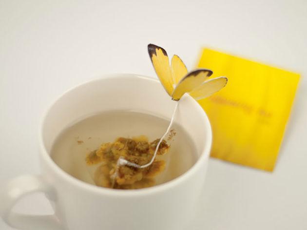 Vlinder-thee