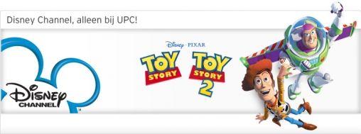 Voorpremière 3D Toy Story speciaal voor  UPC-abonnees