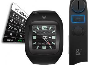 W PhoneWatch met Headset van Kempler & Strauss