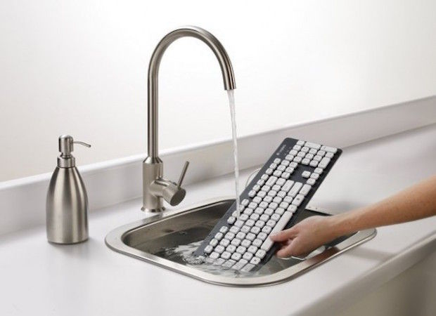 wasbaar toetsenbord