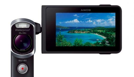 Waterdichte Sony Handycam HDR-GW66VE