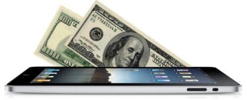 Weer 300.000 iPads over de toonbank