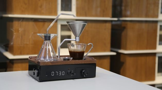 wekker-koffie
