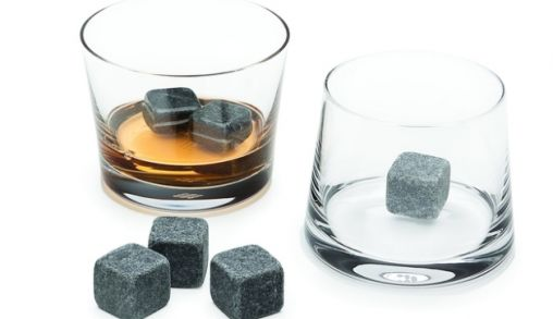 Whiskey Stones: ijsblokjes die niet smelten!