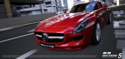 Win Gran Turismo 5 bij Mercedes-Benz