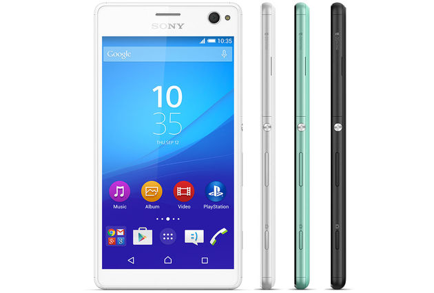 Xperia-C4-color-range-side