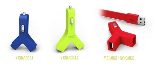 Y-Charge: oplader voor ind e auto