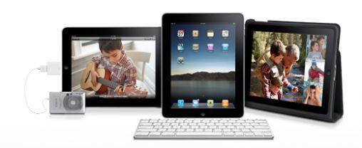 YES: iPad in bestelling!