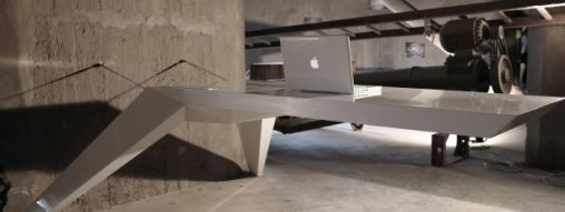 Zwevend Design Bureau voor je Mac