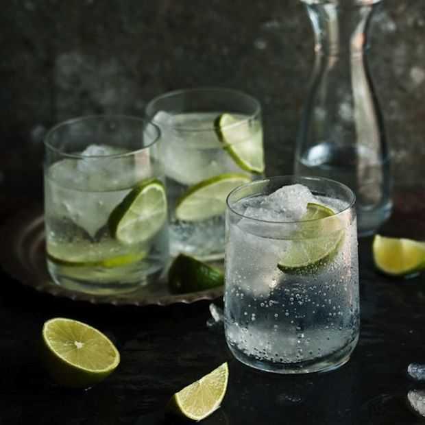 4x Gin Tonic in onze hoofdstad