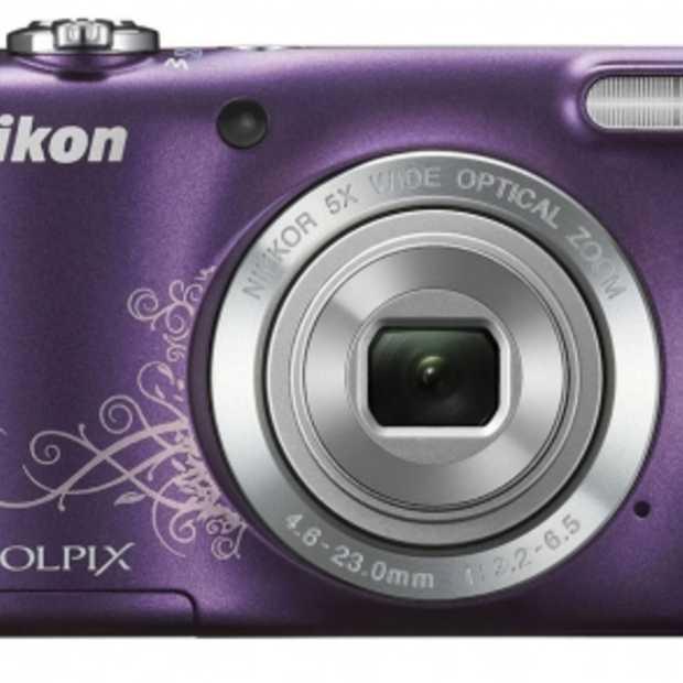 8 nieuwe Nikon Coolpix compactcamera's