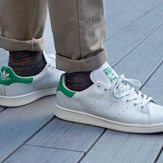 De geschiedenis van de Stan Smith sneakers van Adidas