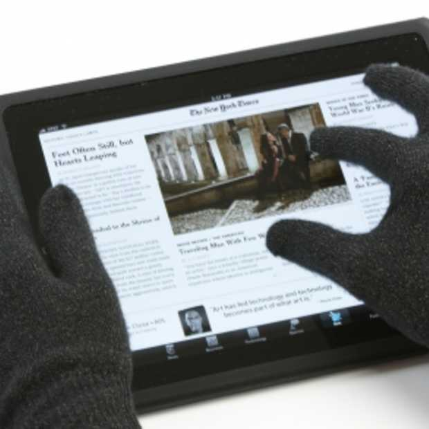 Agloves, touchscreen handschoenen