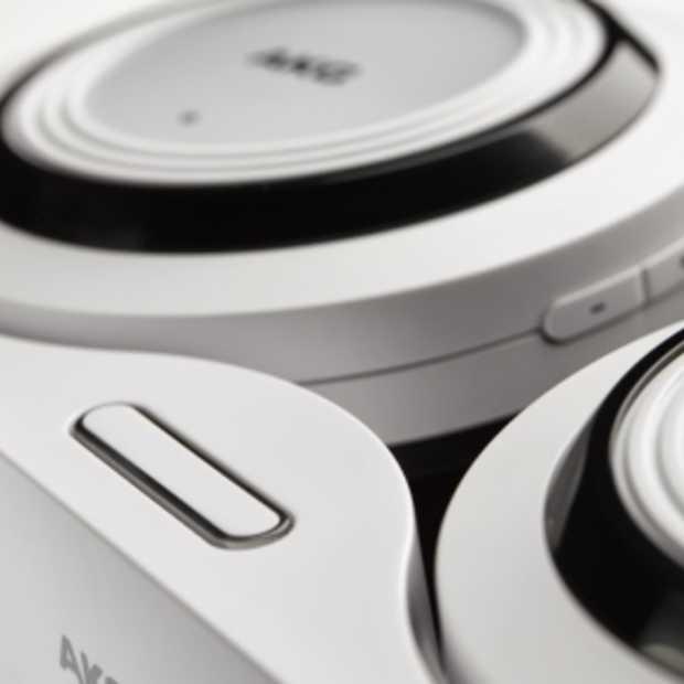 AKG K935 een nieuwe draadloze hoofdtelefoon