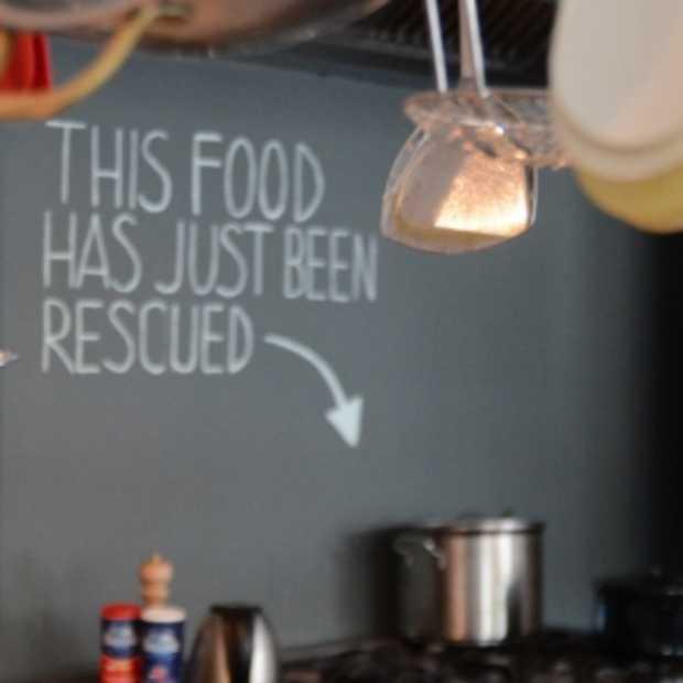 Altijd 'restjesdag' bij restaurant Instock in Amsterdam