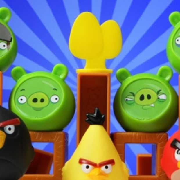 Angry Birds als bordspel